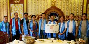 中国百城传媒联盟第一届第一次理事会胜利召开