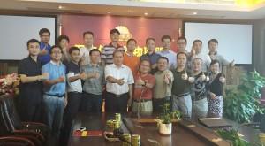 百城传媒联合会第一届第二次理事会在重庆召开