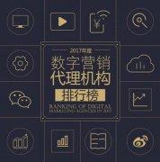 """AdTime荣登""""2017金网奖·年度数字营销代理机构排行榜"""" ,综合实力领跑行业"""