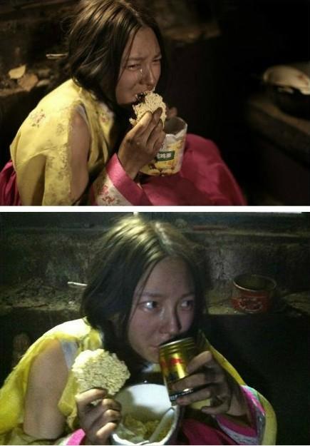 偷渡野人朝鲜妹妹是荣威在炒作?