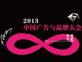 2013中国与品牌大会